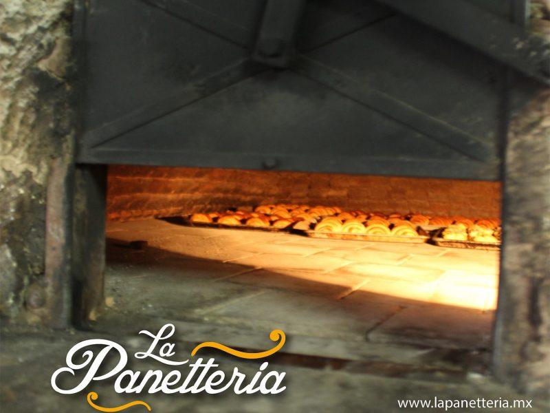 delicioso pan en la panetteria